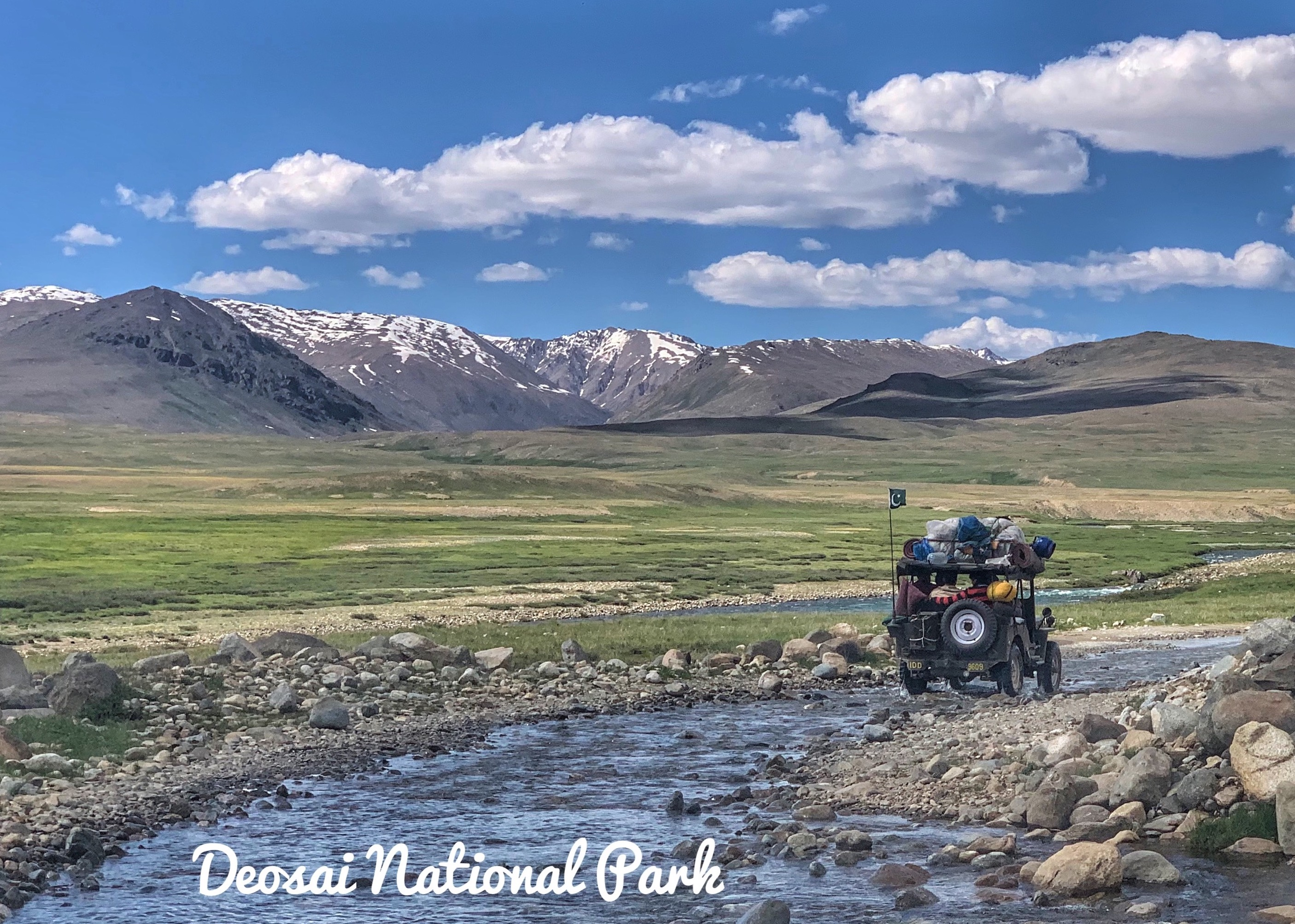 Part 3 of the Northern Areas of Pakistan:  Rama Valley to Skardu (via Deosai Plains)